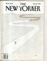 1999 New Yorker July 12 - The slowest bicyclist - Sempe