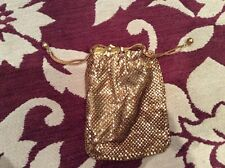 Cute Gold chain style purse....60's Must see!!!!!!