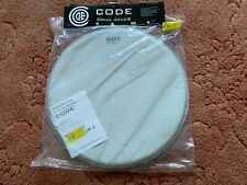 More details for code generator coated double ply drum heads **new** all sizes