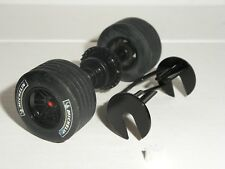 Scalextric - W8738 Renault F1 Rear Axle Assembly & Pinion - NEW