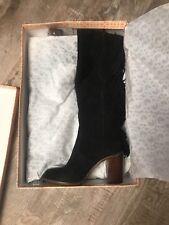 Gianni Bini Vack Drop Black Size 6.5