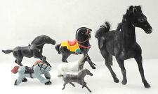 Vintage Toy Horse Figures
