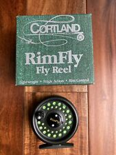 Cortland Rimfly Fly Fishing Reel - Made in England - Excellent Condition