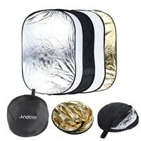 "24""*36"" Photography 5 in1 Light Collapsible Portable Photo Reflector Diffuser"