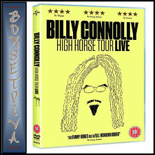 BILLY CONNOLLY - HIGH HORSE TOUR    **BRAND NEW DVD*