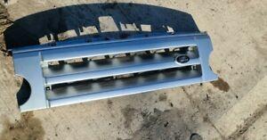 Land rover discovery 3 front grille silver