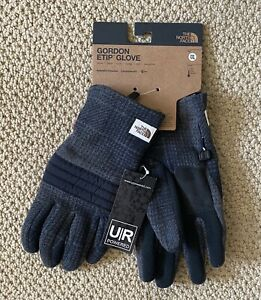 New With Tags The North Face Gordon Etip Gloves Size XL/XXL