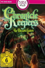 Chronicles finderskeepers * the Dreaming Garden * scrutare-GIOCO PC DVD-ROM