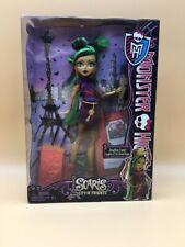 MONSTER HIGH JINAFIRE LONG SCARIS CITY OF FRIGHT  2012 IN BOX  !
