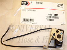 Gates 707 Hydraulic Hose Crimper Replacement Micro Switch W/ Roller 7482-0442