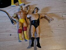 wwe Figures Nwo Andre Hulk And Whit Ring