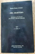 Ora Maritima (Rufus Festus Avienus)