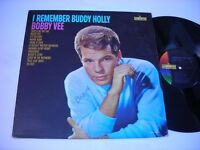Bobby Vee I Remember Buddy Holly 1963 Mono LP