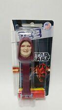 Collectable Star Wars Pez Dispenser Emperor Palpatine