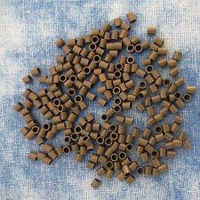 Bronze Alloy Metal Crimp Beads 500 Pieces 1.9mm #0928