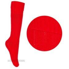 Calcetines de hombre rojo deportivo