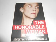 THE HONORABLE WOMAN  Do You Trust me? Sundance DVD 4 Episodes 5,6,7,8  2 DVDs