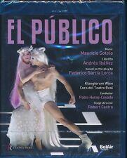 El Publico Blu-ray NEW Mauricio Sotelo Heras-Casado