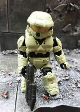 Halo Minimates SPARTAN MARK VI Loose Figure Video Game Warthog