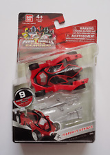 POWER RANGERS SUPER SAMURAI MORPHIN VEHICLE - RED / BRAND NEW, FACTORY SEALED