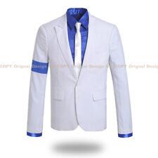 Michael Jackson Jacket Suit Coat Thriller Dangerous Billie Jean Cosplay Costume