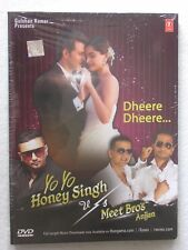 Yo Yo Honey Singh Dheere Dheere Video Songs DVD India Bollywood