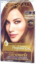 LOreal Paris Superior Preference Hair Dye Color # UL61 HI-LIFT Ash Brown VHTF!