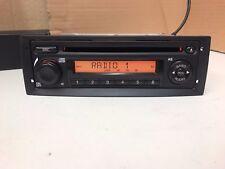 Fiat Nuovo Doblo 263 Autoradio Stereo CD Mp3 lettore testa unità BOSCH