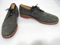 Allen Edmonds Orlean Blue Suede Casual Rubber Sole Shoes -Size 10.5 A