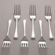 "HARLEY Design SHEFFIELD Silver Service Cutlery Six Fish Forks 6½"""