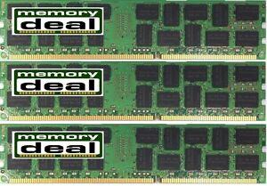 12GB 3X4GB DDR3 1333MHz ECC UDIMM MEMORY FOR DELL PRECISION WORKSTATION T3500