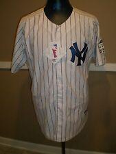 VTG MAJESTIC NEW YORK YANKEES #62 JERSEY SZ 50 MENS MLB SEWN 2008 ALL STAR GAME