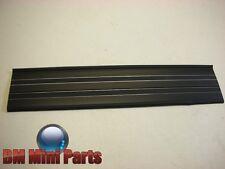BMW E34 REAR DOOR ENTRANCE SILL COVER BLACK 51471944398