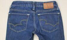 Big Star 1974 Remy Low Rise Skinny Jeans Women's Size 24 Dark Wash Denim