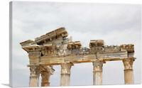 ARTCANVAS Greek Temple Athens Greece Canvas Art Print