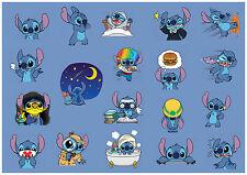 Lilo Stitch #1 Decal Sticker High Quality Print