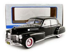 MCG 1941 Cadillac Fleetwood Serie 60 Special Sedan Black 1/18 Scale New Release!