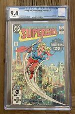 Supergirl #1 CGC 9.4