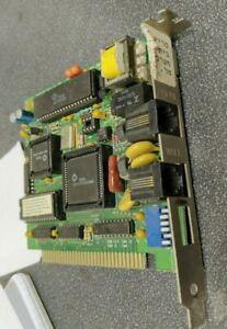 ZMODO ZX9624S2 Rev 1.01 / ZMD87328 ISA  FAX / Modem Card