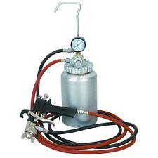 2-qt Pressure Pot With Spray Gun & Hose kit Professional Air Spray Gun Kit