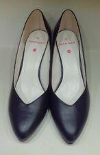 """Naf Naf Ladies UK 6.5 EU 39 Dark Blue 3"""" Stileto Court Shoe"""