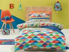 Jiggle & Giggle Dino Land Quilt Cover Set Double