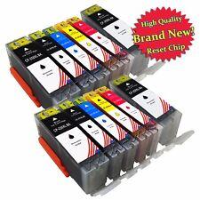 12 PGI-250XL CLI-251XL Ink For Canon Pixma MG6420 MX922 MG5520 MG6320 printer