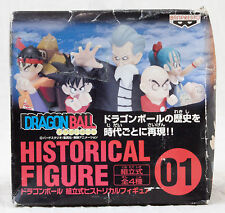 Dragon Ball Z Historical Figure 01 Gokou Bulma Jacky Chun JAPAN ANIME MANGA