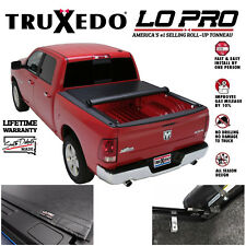 Truxedo Lo Pro QT Roll Up Tonneau Cover Fits 2015-2019 GMC Canyon 6FT Bed