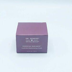 Dr. Denese skinscience Essential Radiance Lipid-Rich Replenishing Cream 3.0 oz