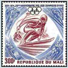 Timbre Sports d'hiver JO Ski Mali PA228 ** lot 22745
