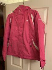 Dare2Be Ladies' Ski Snowboard Jacket Pink Size 14