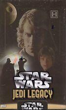 Star Wars Jedi Legacy Trading Card Hobby Box MINT