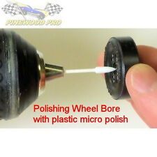 Pinewood Derby Car PRO Wheel Bore Polisher kit from Pinewood Pro